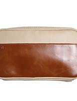 Недорогие -сумки для хранения для питания флэш-накопитель жесткий диск мощность банк наушники / наушники сплошной цвет кожа pu