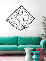 cheap -Shapes Modern Wall Stickers Plane Wall Stickers Decorative Wall Stickers, Vinyl Home Decoration Wall Decal Wall Window