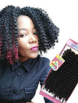 cheap -3pieces/Pack Freetress Crochet Curly Braiding Hair Jerry Curly Twist Crochet Braids Pre Looped Synthetic Crochet Braid 2 Or 3 Pack One Head