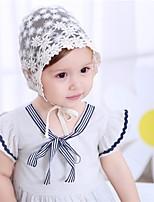 cheap -Girls' Hats & Caps,Spring Cotton Bandanas-White