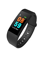 cheap -Smartwatch Built-in Bluetooth Calories Burned Pedometers Touch Sensor APP Control Pulse Tracker Pedometer Activity Tracker Sleep Tracker