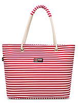 cheap -Women Bags Oxford Cloth Shoulder Bag Zipper for Shopping Casual All Season Red Black Blue