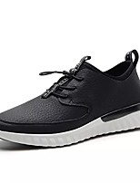 cheap -Shoes Synthetic Microfiber PU Spring Fall Comfort Sneakers for Casual White Black Army Green