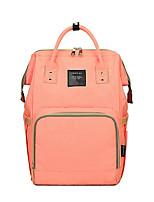 cheap -Women's Bags Oxford Cloth Backpack Zipper for Casual All Seasons Blue Black Orange Gray Purple