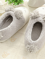 cheap -Comfort Moccasin Slippers Women's Slippers Cotton Cotton