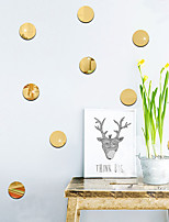 cheap -Shapes Wall Stickers Mirror Wall Stickers Decorative Wall Stickers, Vinyl Home Decoration Wall Decal Wall