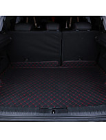 cheap -Automotive Trunk Mat Car Interior Mats For universal All years All Models