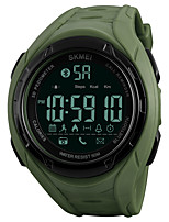 cheap -Men's Sport Watch Digital Watch Wrist watch Japanese Digital Bluetooth Chronograph Water Resistant / Water Proof Remote Control Pedometer