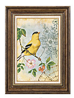 cheap -Animal Oil Painting Wall Art,PS Material With Frame For Home Decoration Frame Art Dining Room