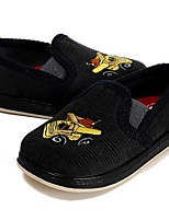 cheap -Boys' Shoes Fabric Spring Fall First Walkers Comfort Flats Gore for Casual Dark Grey