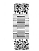 abordables -Ver Banda para Apple Watch Series 3 / 2 / 1 Apple Correa de Muñeca Hebilla Clásica Acero Inoxidable