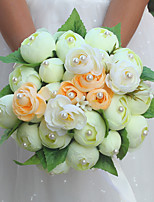 "cheap -Wedding Flowers Bouquets Wedding Plastic Resin Bead 9.06""(Approx.23cm) 10.24""(Approx.26cm)"