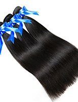 cheap -Brazilian Body Wave Human Hair Weaves 3 Pieces 0.15