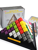 cheap -Maze Intelligent Pyramid Toys Triangle Pyramid Classic Theme Stress and Anxiety Relief Decompression Toys Parent-Child Interaction Classic