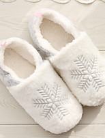 cheap -Comfort House Slippers Women's Slippers Polyester Polyester
