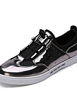 cheap -Men's Shoes Customized Materials Spring Summer Comfort Sneakers for Casual Outdoor Dark Grey Silver Gold