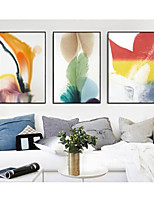 cheap -Abstract Wall Art,PS Material With Frame For Home Decoration Frame Art Living Room Bedroom