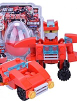 cheap -Building Blocks Toys Classic Theme Transformable Classic New Design Soft Plastic Kids Pieces