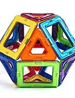 preiswerte -Magnetische Bauklötze Spielzeuge Fantasie Transformierbar Weicher Kunststoff 28 Stücke