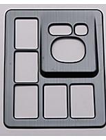 Недорогие -автомобильный Крышки кнопок фар Всё для оформления интерьера авто Назначение Toyota Все года LAND CRUISER PRADO