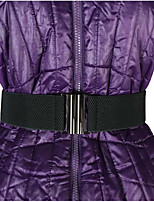 cheap -Women's Casual Fabric Wide Belt