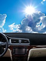 cheap -Automotive Dashboard Mat Car Interior Mats For Volkswagen 2011 2012 2013 2014 2015 2016 2017 Gran Lavida Cross Lavida