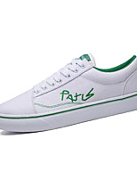 cheap -Shoes PU Spring Fall Comfort Sneakers for Outdoor Gold White Red Green