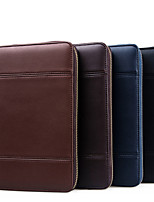 abordables -Funda Para Apple iPad Air 2 iPad mini 4 Cartera con Soporte Funda de Cuerpo Entero Color sólido Dura Cuero de PU para iPad Pro 9.7 ''