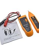 baratos -wh806c profissional cable tester rj11 rj45 cat5 cat6 crimper lan rastreador fio rede diagnosticar tom rede ferramenta