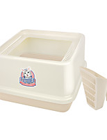 cheap -Cats Pet Package Pet Carrier Trainer Portable Professional Multi Color Square Pink Blue Beige