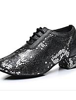 cheap -Modern Other Animal Skin Sneaker Trim Low Heel Black/Silver Black/Red Customizable