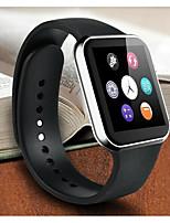 Недорогие -Муж. Для пары Модные часы Повседневные часы Спортивные часы Китайский С автоподзаводом Bluetooth Пульт управления Педометр Хронометр