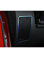 cheap -Automotive Interior Speaker Covers DIY Car Interiors For Jeep All years Wrangler Plastic