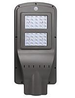 Недорогие -1шт 40W Солнечные LED панели Водонепроницаемый Управление освещением Радарный датчик Уличное освещение Холодный белый <5V