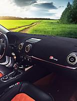 cheap -Automotive Dashboard Mat Car Interior Mats For Audi All years A5