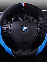 abordables -cubiertas del volante automotriz (cuero) para Volkswagen mazda kia hyundai ford buick bmw audi todos los años