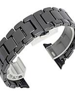 cheap -Watch Band for Apple Watch Series 3 / 2 / 1 Apple Wrist Strap Modern Buckle Steel