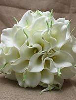 """Недорогие -Свадебные цветы Букеты Свадьба Шёлковая ткань рипсового переплетения 24 см 12,2""""(около 31см)"""