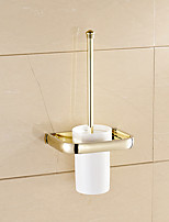 cheap -Modern/Contemporary Toilet Brushes & Holders Brass Non Skid Solid Mini Opaque Foam