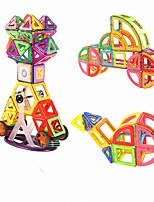 cheap -Magnetic Blocks Magnetic Building Sets 231 Toy Flat Shape Gift