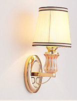 Недорогие -Защите для глаз Настенные светильники Назначение Гостиная Спальня Металл настенный светильник 220 Вольт 8W