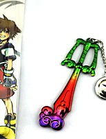 preiswerte -Cosplay Zubehör inspiriert von Königreich Herzen Sora Anime Cosplay Zubehör andere Chrom