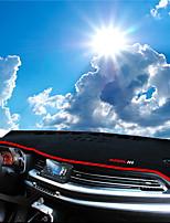 Недорогие -автомобильный Маска для приборной панели Коврики на приборную панель Назначение Haval 2017 H6 Coupe