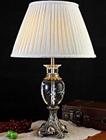 cheap -Crystal Adjustable Table Lamp For 220V White