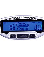 cheap -SD-558A Bike Computer/Bicycle Computer Wateproof Portable Cycling Cycling