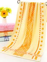 abordables -Style frais Serviette, Créatif Qualité supérieure Pur coton Jacquard Serviette