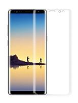 preiswerte -Displayschutzfolie Samsung Galaxy für Note 8 TPU-Hydrogel 2 Stück Vorderer & hinterer Bildschirmschutz Selbstheilung 3D abgerundete Ecken