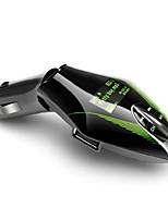 economico -lettore mp3 auto car styling kit audio trasmettitore fm wireless radio modulatore usd lettore musicale sd con telecomando