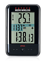 cheap -CC-MC200W Bike Computer/Bicycle Computer Clock Av - Average Speed Max - Maximum Speed LCD Display Mountain Cycling Road Cycling