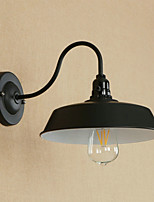 cheap -Mini Style Vintage Country Wall Lamps & Sconces For Living Room Study Room/Office Metal Wall Light 110-120V 220-240V 4W